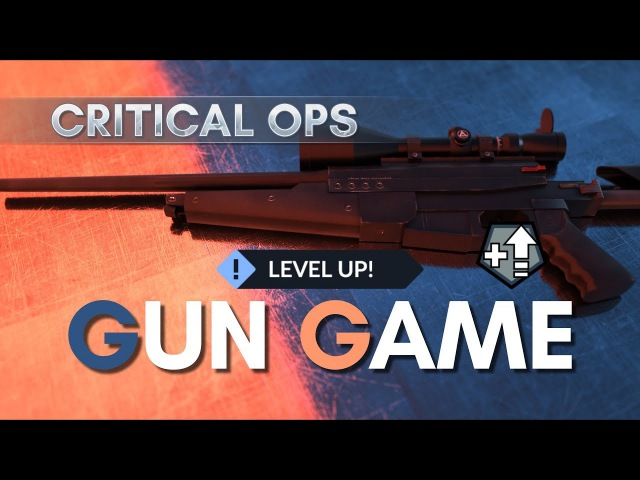 CRITICAL OPS | New Game Mode - 0.9.6