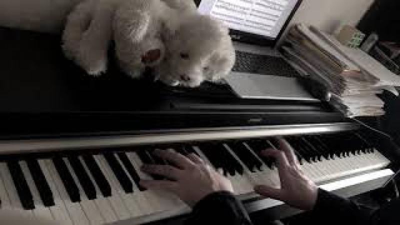 Intimamente (La Piovra 4) Piano Solo
