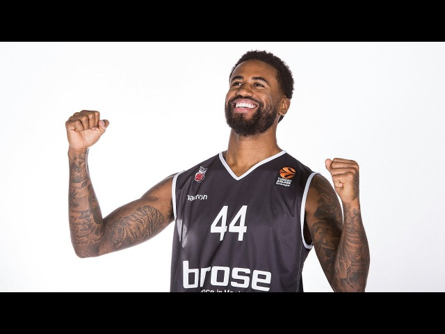 7DAYS Play of the night: Bryce Taylor, Brose Bamberg