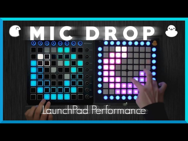 [YamYamY x KOGI] BTS (방탄소년단) - MIC Drop (Feat. Desiigner) (Steve Aoki Remix)LaunchPad Performance
