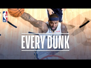 DeMarcus Cousins, Hassan Whiteside, and Every Dunk From Friday Night | November 17, 2017 #NBANews #NBA