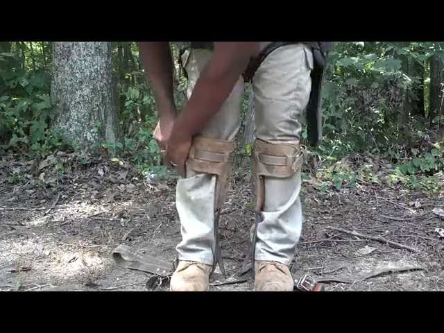 How To Use Tree Climbing Spikes or Tree Spurs for Climbing Arborist, Tree Men, Tree Women and All
