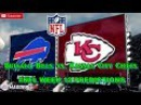 Buffalo Bills vs. Kansas City Chiefs | #NFL WEEK 12 | Predictions Madden 18