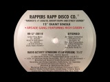 Arcade Gang .Featuring. Rich Cason - Radio Activity Syndrome (Rappers Rapp Disco Co. 1984)