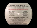Arcade Gang .Featuring. Rich Cason - Radio Activity Syndrome Rappers Rapp Disco Co. 1984