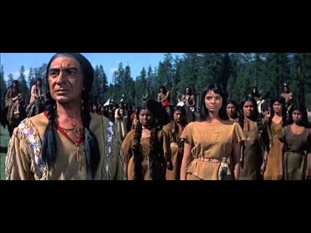 Savaşçı Kızılderili - Western (Kovboy) Sinema - Türkçe Dublaj İzle