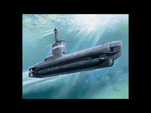 Взлет идей и убогость копирований. Часть 18. U boat СССР -да все как и в танках.