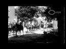 Kaiser Wilhelm II Crownprince and GFM August von Mackensen Leib Husarenregiment in Danzig 1911