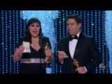 Kristen Anderson-Lopez and Robert Lopez's Oscar 2018 Acceptance Speech for Music (Original Song)