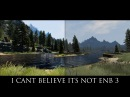 TES V - Skyrim Mods: I Cant Believe Its Not ENB 3