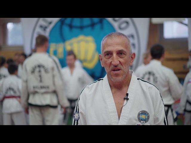 Russia Taekwon-Do seminar - Interview with Master Jurek Jedut