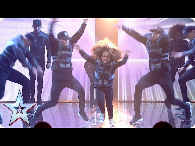 Diversity return to BGT with special performance | Grand Final | Britain's Got Talent 2017