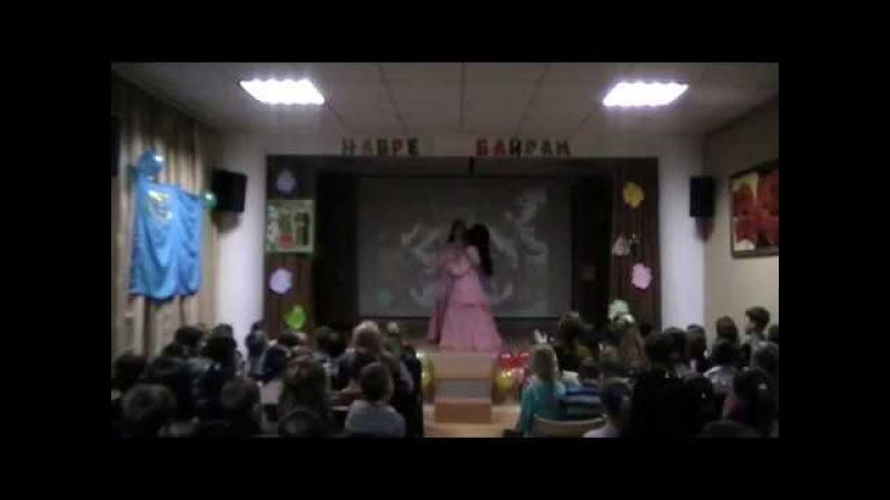 Наврез Байрам в Ливадийской санаторной школе-интернате