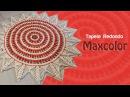 Neila Dalla Costa - Tapete Redondo Maxcolor
