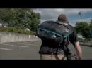 Курьерские сумки из велосипедных камер Сделано из вторсырья