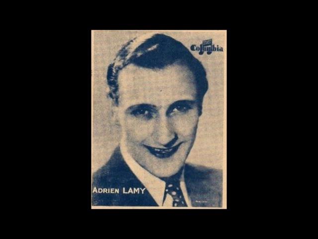 Adrien Lamy