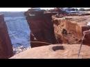 Insane Canyon Rope Swing