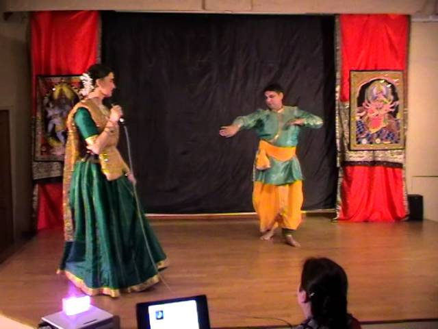 Jaipur and Lucknow Kathak style Paran Aamad