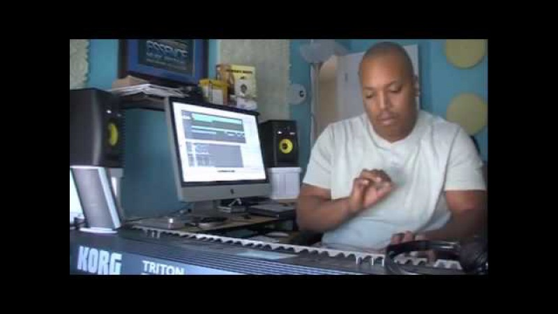 Music Sampling with An AKAI MPD18 with Guzy YouTube