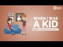 Learn English Conversation: Lesson 22. When I was a kid