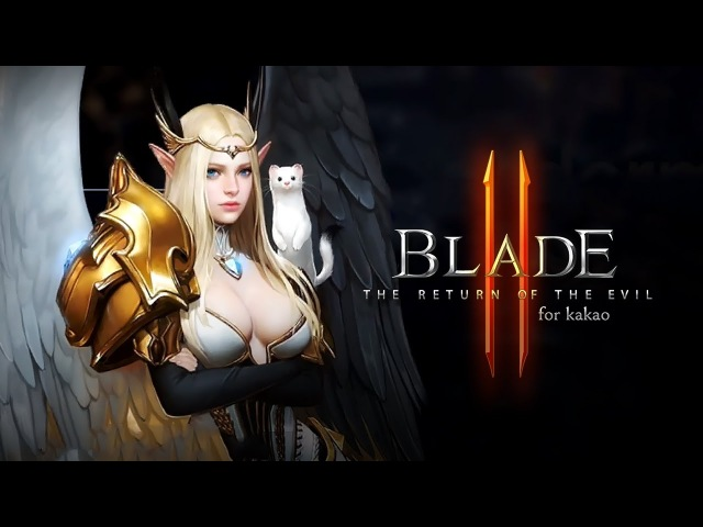 Blade II - Chapter 2 Gameplay - CBT - Mobile - F2P - KR