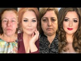 Most Incredible over 50 Makeup &amp Hair Transformations Compilation