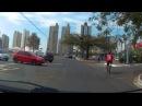 Teste no carro Elecam Explorer Elite - 720p 60fps - Goiânia