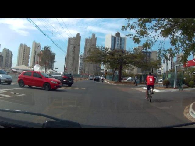 Teste no carro Elecam Explorer Elite - 720p 60fps - Goiânia » Freewka.com - Смотреть онлайн в хорощем качестве