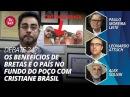DEBATE 247: OS BENEFÍCIOS DE BRETAS E O PAÍS NO FUNDO DO POÇO COM CRISTIANE BRASIL