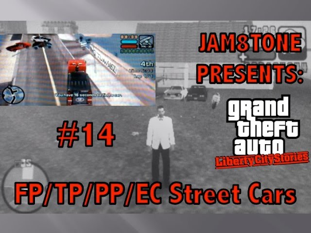 GTA LCS Special Vehicle Guide Part 14 (Obtaining FP/TP/PP/EC Street Racing Cars)