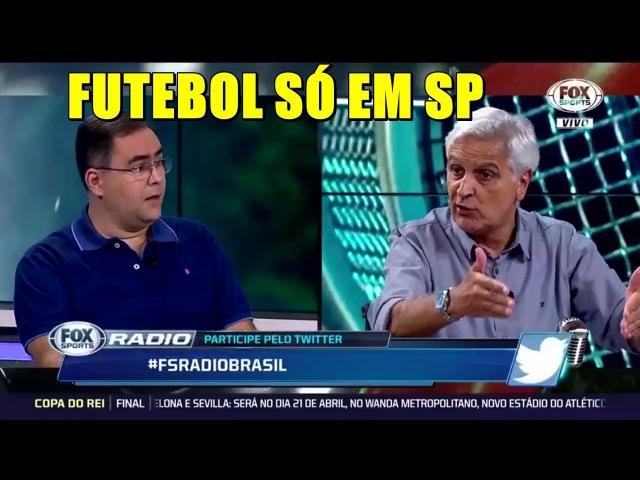 FOX SPORTS RÁDIO - SORMANI DESMERECE O ATLÉTICO, E TODO RESTO DO BRASIL