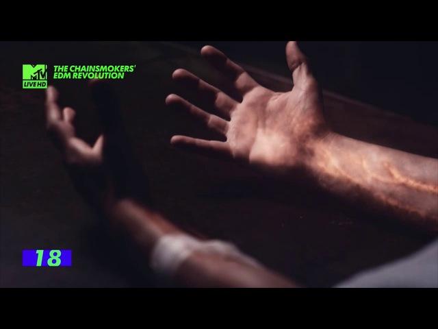 Matoma Ft. Becky Hill - False Alarm MTV Live HD