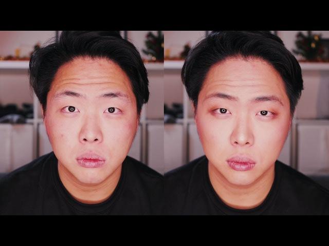 Корейский Мужской макияж | Как красятся Парни в Корее
