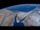 A TERRA VISTA DO ESPAÇO HD Imagens do Astronauta Jeff Williams Da NASA