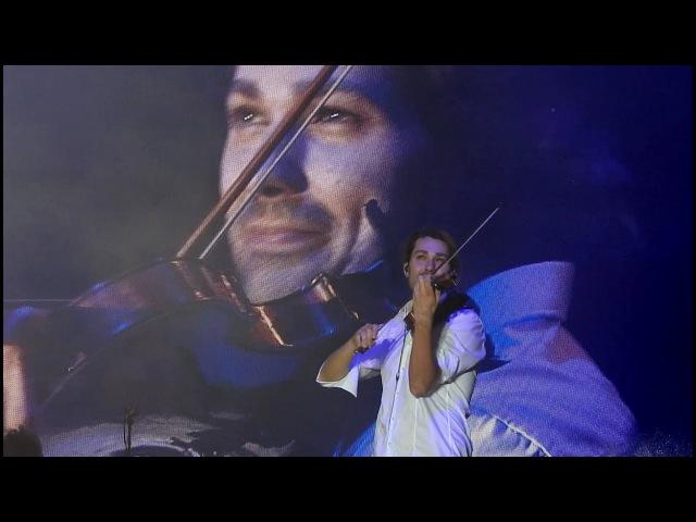 David Garrett mit seiner Band, 'You're the Inspiration', Chicago