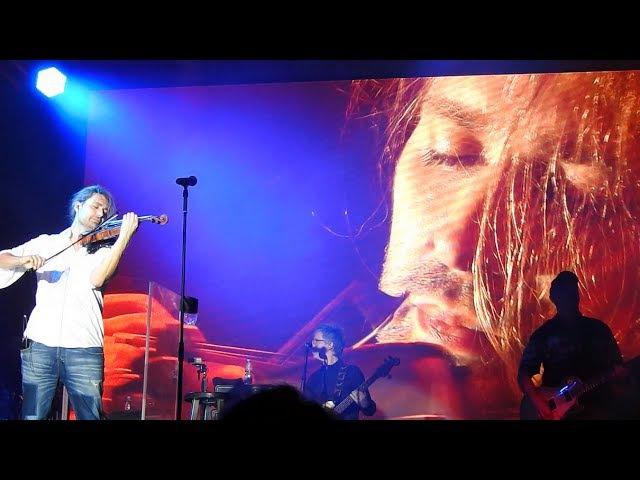 David Garrett mit seiner Band, 'Musik', J.Miles