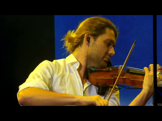 David Garrett - Sommer 24.06.2017 Sindelfingen Open Air