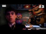 Five Nights at Freddy's 2  ВОТ ТУТ Я ПОПАЛ! #3 1080p60