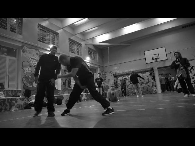 INTACT (Ruffneck Attack) vs MASSA (All The Most) at Jam Staraya Shkola 2018