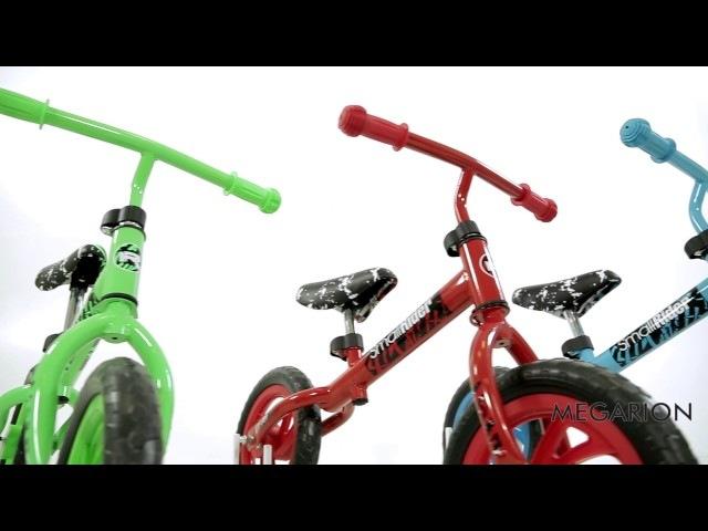 Новый ковбойский детский беговелик Small Rider Ranger видео