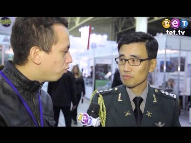 Дурнев 1: На выставке оружия