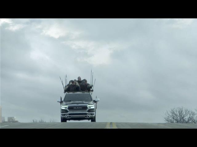 Icelandic Vikings   We Will Rock You   2019 Ram 1500   Extended Cut