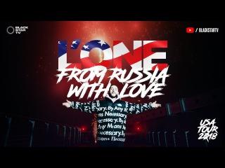 L'ONE — From Russia With Love (Тур в США, видеоприглашение) (#РР)