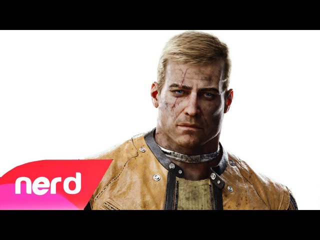 Wolfenstein 2: The New Colossus Song | Overthrow The Reich | NerdOut