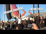 IMAGINE DRAGONS + NEON TREES - I'LL WALK WITH YOU (full song live @ LoveLoud)