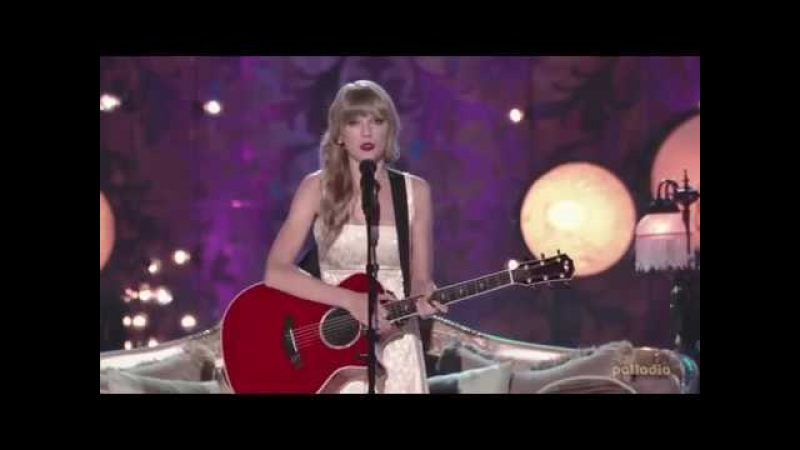 We Are Never Ever Getting Back Together - Taylor Swift live [VH1 Storytellers 2012]