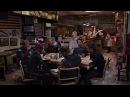 Мстители 2012. Вторая сцена после титров. Мстители едят ШАУРМУ!