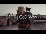 BF1 vs CoD:WWII