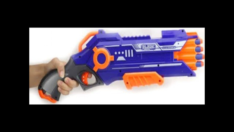 Very Popular Soft Bullet Toy Gun Soft Darts Suitable For Nerf Guns Kids Love It