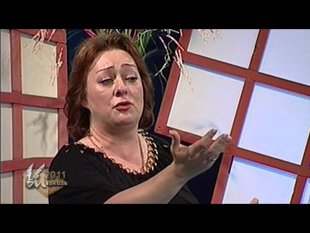 Маркиза Мария Аронова читает стихотворение А Блока О доблестях о подвигах о с